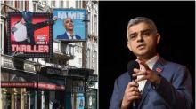 Sadiq Khan unveils 'urgent' plan to save London's West End from coronavirus 'storm'