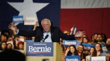 Bernie Sanders sets sights on Super Tuesday after crushing Nevada win
