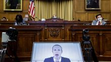 Big tech chiefs absorb US lawmakers' jabs