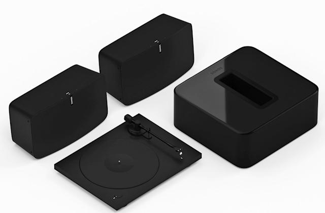 Sonos bundles offer audio options for home theater, vinyl and more