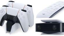 PlayStation 5周邊設備網頁公開 手掣鏡頭遙控詳細睇