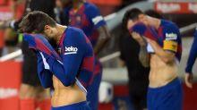 """Quique Setien fordert Leistungssteigerung vom FC Barcelona: """"Sonst werden wir auch gegen Napoli verlieren"""""""