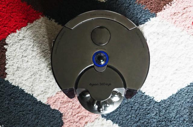 Dyson opens first UK store as £800 robot vacuum goes on sale