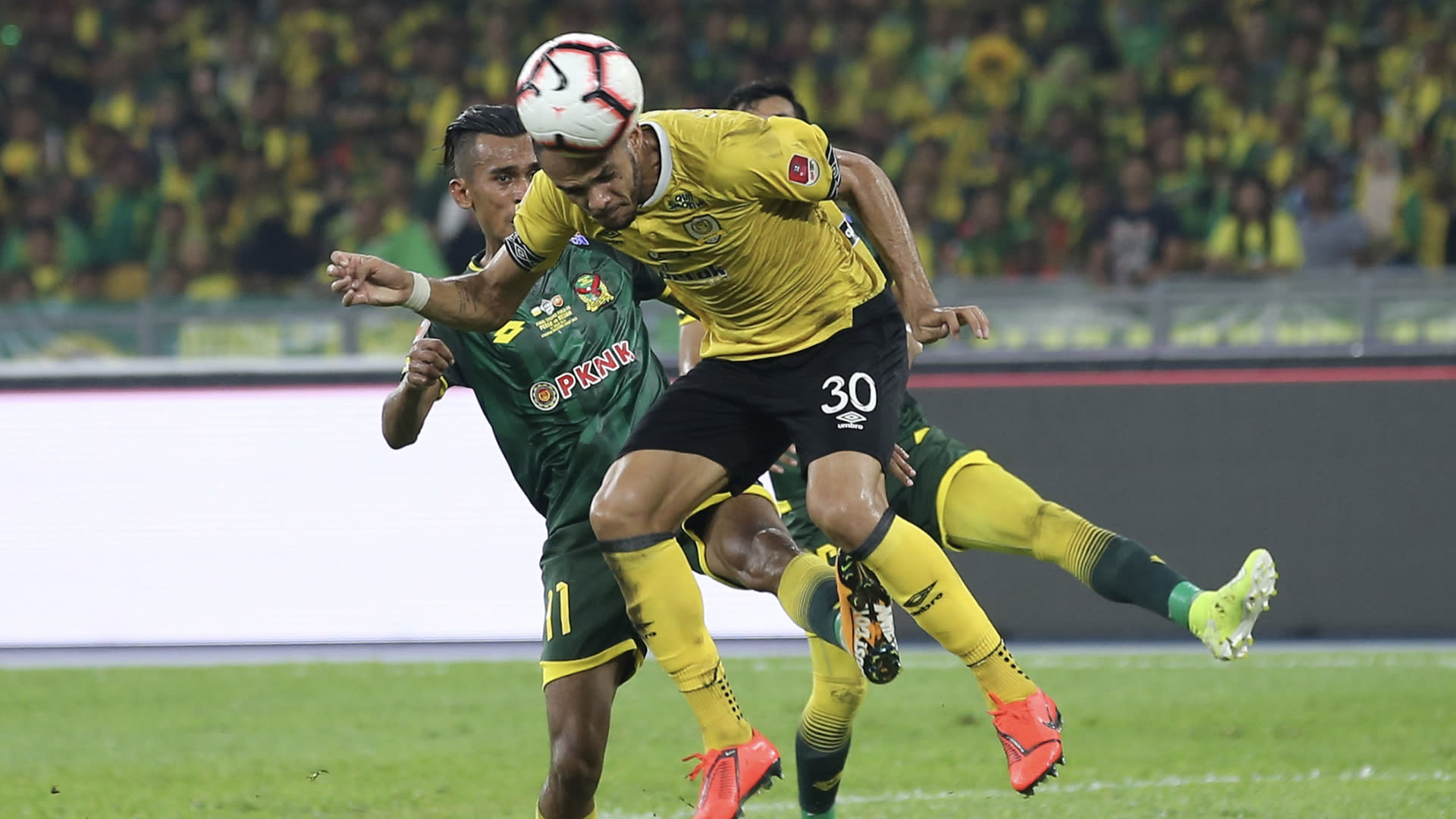 FA Cup final: Fadzrul the hero as Kedah lift cup after extra