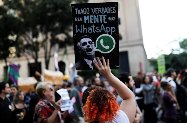 WhatsApp banned over 400,000 accounts during Brazil's election