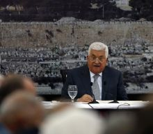 Abbas freezes Israel contact over holy site dispute