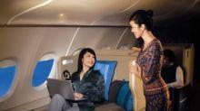 Grab, SIA unveil booking partnership