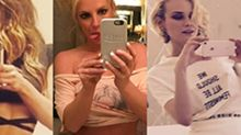 The Week in Celebrity Bathroom Selfies