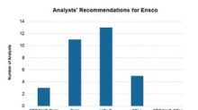 Are Analysts Changing Their Opinion about Ensco?