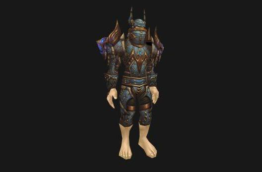 Encrypted Text: Top rogue gear in patch 4.3