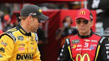 Playoff watch: The chase tightens with two races to go