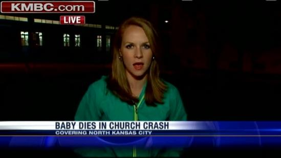 Family talks about baby killed in church parking lot crash
