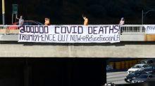 Zahl der Corona-Toten in den USA übersteigt Schwelle von 200.000
