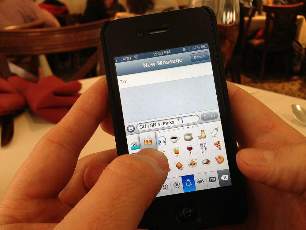 California considers charging residents a tax for sending text messages
