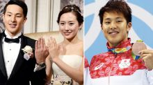 Swimming world champion suspended in extra-marital affair scandal
