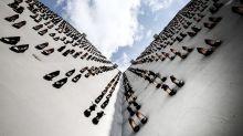 Istanbul: Dieses bewegende Kunstwerk ist ein Aufschrei gegen Femizid