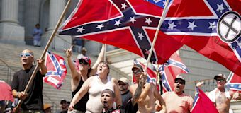 FBI report warns that white supremacists 'seek affiliation'