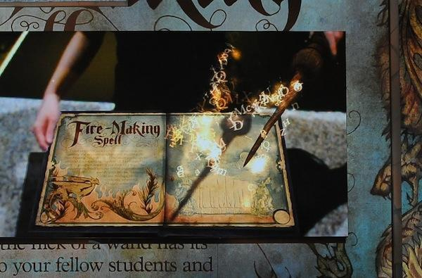Sony's Wonderbook is PS Move-augmented reading, launches with J.K. Rowling's 'Book of Spells'