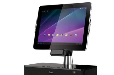 iLuv outs iSM524 ArtStation Pro, 'world's first' Galaxy Tab compatible audio dock