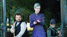 'Kids need to see the monster under the bed': Cate Blanchett and Jack Black on scaring children in 'The House With a Clock in Its Walls'
