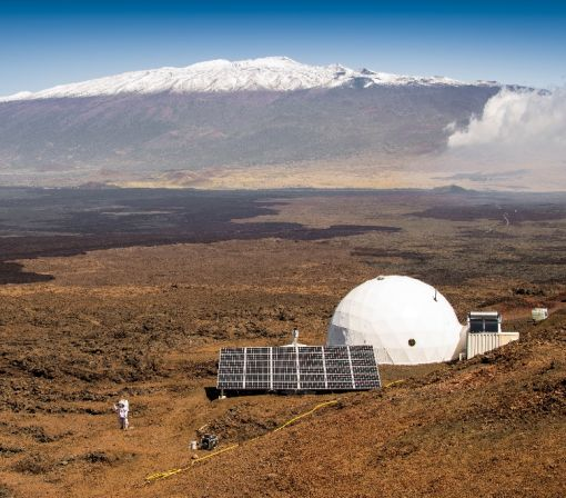 Boredom was hardest part of yearlong dome isolation: NASA crew
