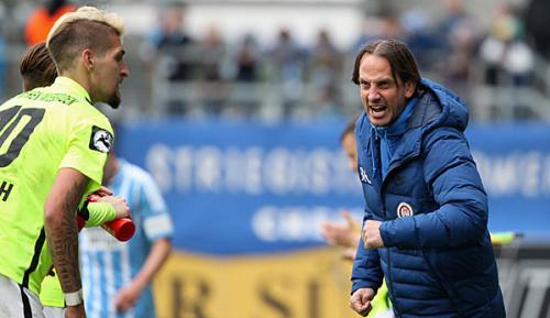 3.Liga: Wehen Wiesbaden gewinnt Kellerduell gegen Bremen