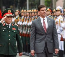 U.S. to provide ship to Vietnam to boost South China Sea patrols
