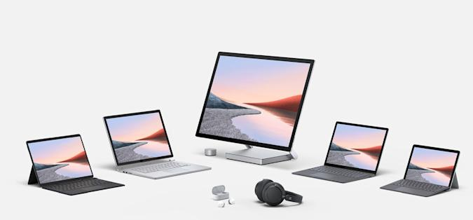 Surface family (2020)