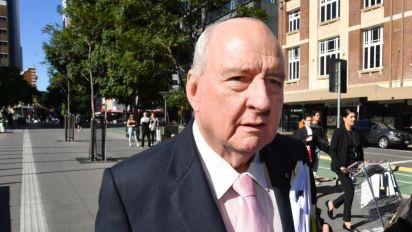 Alan Jones found guilty of defamation