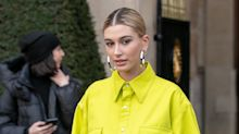 """Hailey Bieber Claps Back at Critics Who Called Her """"Too Tan"""""""
