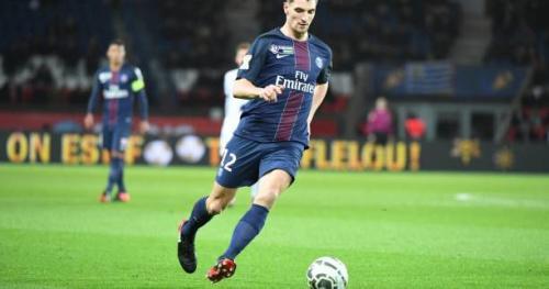 Foot - L1 - PSG - PSG : Thomas Meunier forfait contre Lyon