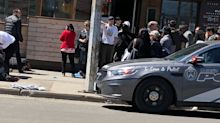 PHOTOS: Several pedestrians struck by van in Toronto