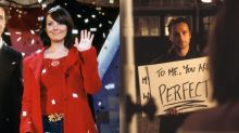 Martine McCutcheon defends 'Love Actually' placard scene: 'I don't think it's creepy at all'