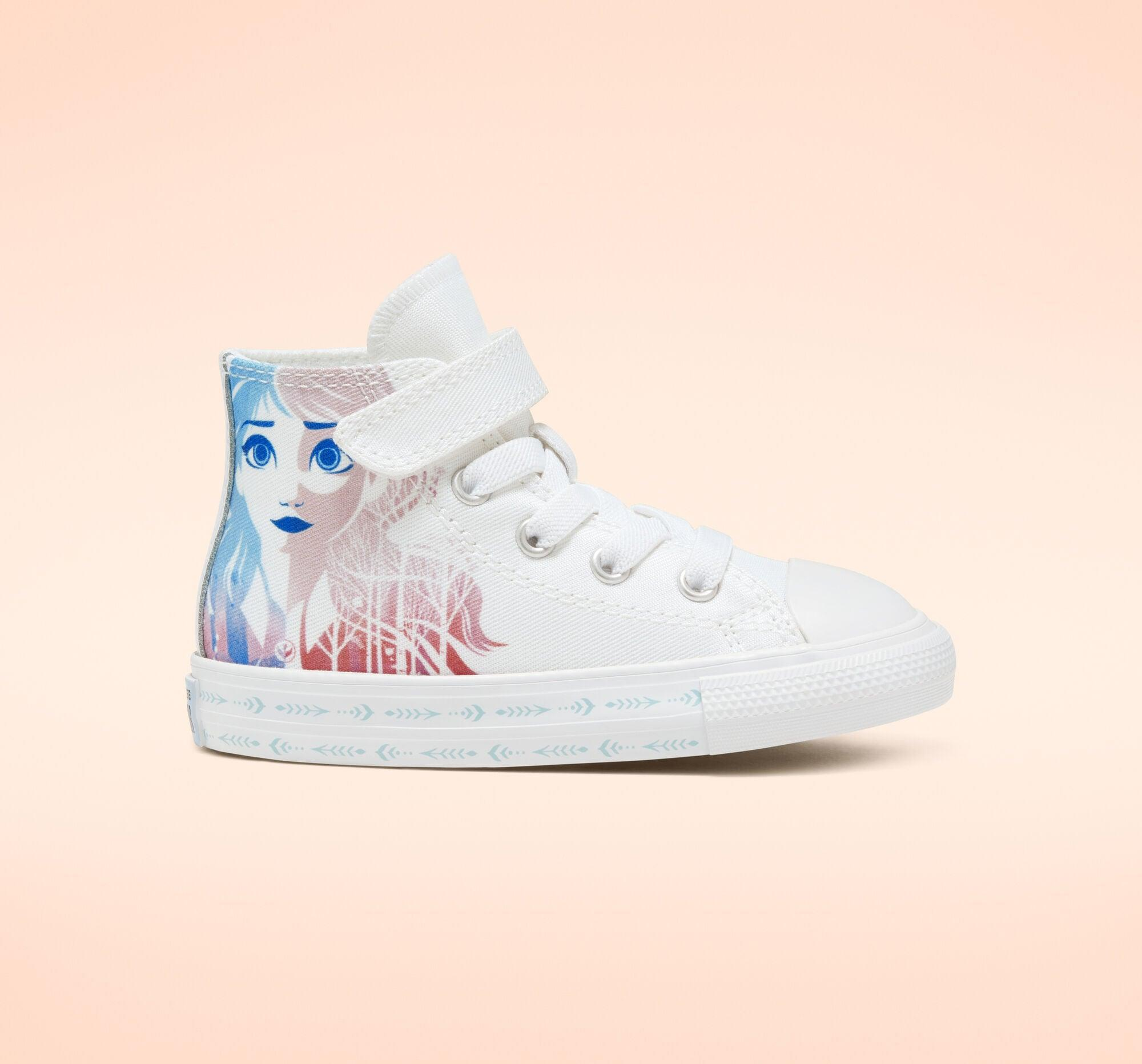 Converse Released Frozen 2 Styles For Kids, and Awww, Look