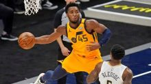 Mitchell scores 28 as Jazz beat Pelicans 118-102