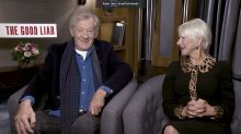 Ian McKellen and Helen Mirren on gender-flipping Gandalf in 'Lord of the Rings'