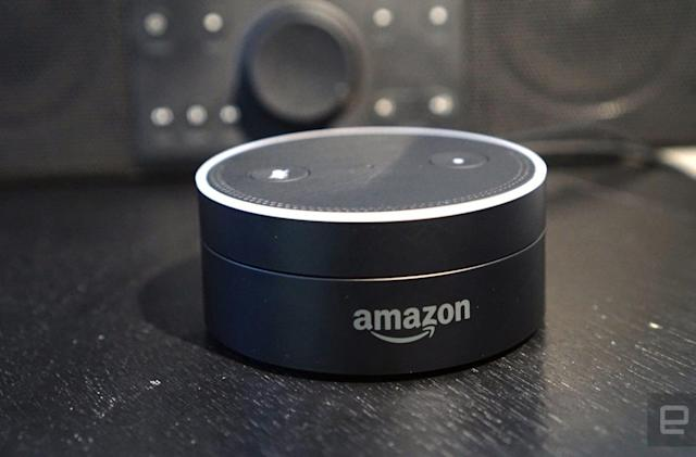 Amazon reportedly plans to add multiroom audio to Echo speakers