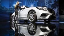 Mercedes Plans Electric S-Class to Challenge Tesla's Flagship