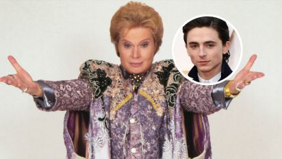 Celebrity Astrologer Walter Mercado Wanted Timothée Chalamet to Play in Him in His Biopic, Say 'Mucho Mucho Amor' Filmmakers