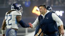 Mike Vrabel: Nobody prepares harder than Derrick Henry does to carry the load