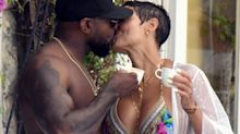 Nicole Murphy and Married Director Antoine Fuqua Spotted Kissing in Italy
