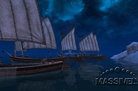 Darkfall gains two new warships and a new class today