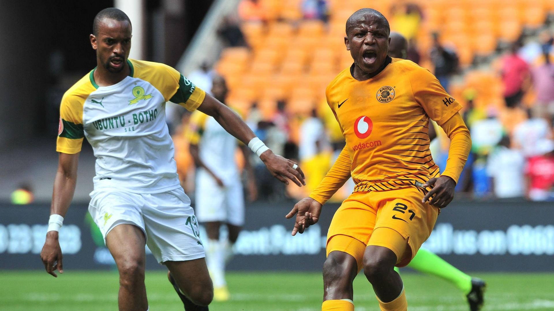 Mamelodi Sundowns And Kaizer Chiefs Title Decider Pencilled For August 27