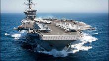 Gefeuerter Kommandant von US-Flugzeugträger von Besatzung als Held verabschiedet