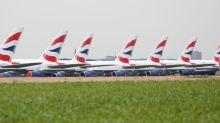 Coronavirus: New British Airways boss Sean Doyle warns UK 'will get left behind' if quarantine rules remain
