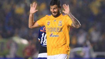 Foot - MEX - Mexique : André-Pierre Gignac marque et fait gagner les Tigres