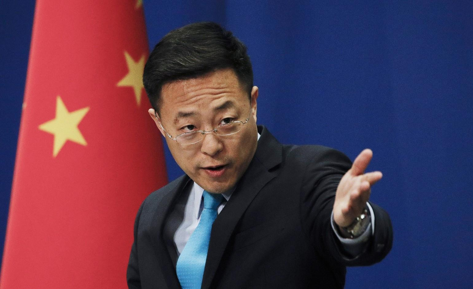 China lashes out at GOP report on Wuhan lab, repeats US military conspiracy theory