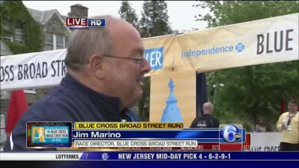 Interview with Broad Street Run Director Jim Marino