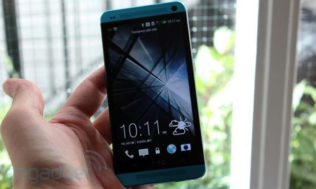 HTC One and One Mini 'vivid blue' hands-on (updated)