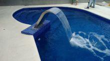9 lindas piscinas de concreto perfeitas para o verão